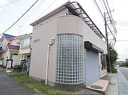 神奈川県海老名市上今泉3丁目の賃貸アパートの外観