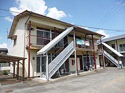 坂田アパート A[10号室]の外観