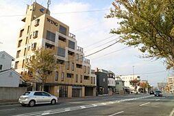 ウイングコート藤崎[201号室]の外観