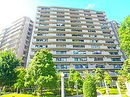 東京都八王子市みなみ野5丁目の賃貸マンションの外観