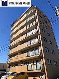 愛知県豊橋市菰口町3丁目の賃貸マンションの外観