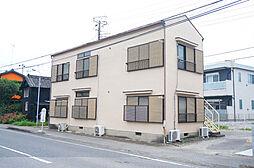 内藤荘[101号室]の外観