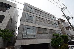 大阪府堺市北区中長尾町1丁の賃貸マンションの外観