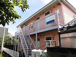 埼玉県狭山市大字南入曽の賃貸アパートの外観