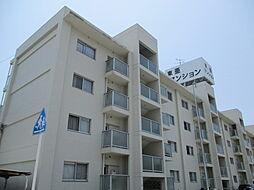 東亜マンション[4階]の外観