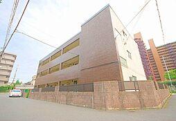 石津東マンション[3階]の外観