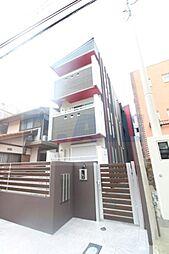 大阪府大阪市阿倍野区相生通2丁目の賃貸アパートの外観