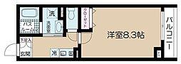 フェリーチェ三田[3階]の間取り