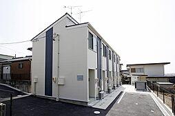 愛知県豊田市青木町5丁目の賃貸アパートの外観