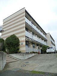 レオパレスアルファヒルズ[111号室]の外観