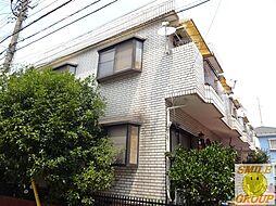 テラス宇田川[3号室]の外観