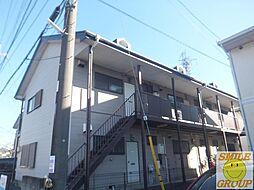 佐久間ハイツA[103号室]の外観