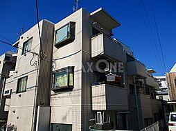 サンシティ稲田堤第6[1階]の外観