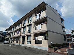 大阪府箕面市桜3丁目の賃貸マンションの外観