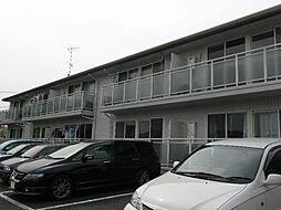 コートヴィレッジ三ツ沢[B103号室]の外観