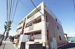 東京都青梅市新町9丁目の賃貸マンションの外観