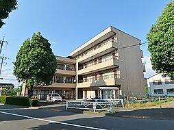 東京都府中市日新町3丁目の賃貸マンションの外観