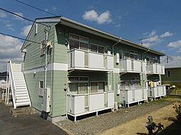 神奈川県平塚市公所の賃貸アパートの外観