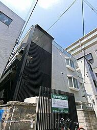 大阪府大阪市淀川区新高6丁目の賃貸マンションの外観