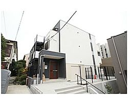 神奈川県横浜市青葉区美しが丘4丁目の賃貸アパートの外観