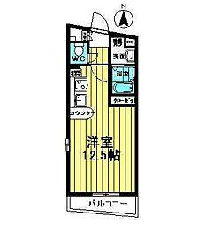 ラガール七隈[207号室]の外観