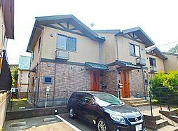 [テラスハウス] 神奈川県川崎市麻生区白鳥4丁目 の賃貸【/】の外観