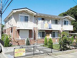 ハレアカラ西鎌倉[104号室]の外観
