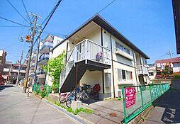 大阪府寝屋川市香里北之町の賃貸アパートの外観