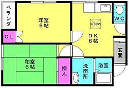 山陽曽根駅 3.6万円
