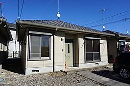 [一戸建] 栃木県小山市西城南5丁目 の賃貸【/】の外観