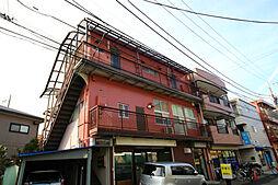 神奈川県川崎市多摩区菅1丁目の賃貸マンションの外観