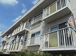 埼玉県草加市旭町5丁目の賃貸マンションの外観