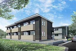 近鉄南大阪線 高見ノ里駅 徒歩5分の賃貸アパート