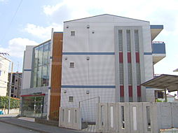 神奈川県川崎市宮前区有馬5丁目の賃貸マンションの外観