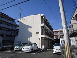 大阪府箕面市箕面4丁目の賃貸マンションの外観