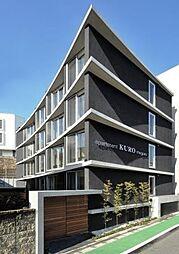 apartment KURO 目黒[-1階]の外観