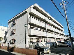 千葉県千葉市若葉区都賀4丁目の賃貸マンションの外観