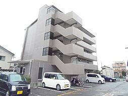 滋賀県栗東市霊仙寺6丁目の賃貸マンションの外観