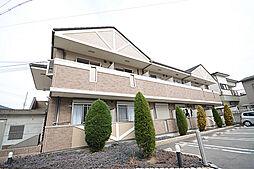 大阪府和泉市府中町の賃貸アパートの外観