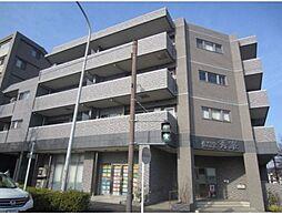 神奈川県横浜市都筑区荏田南4丁目の賃貸マンションの外観