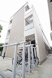 リブリサンヴィレッジ24[1階]の外観