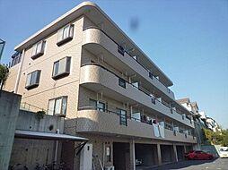 神奈川県横浜市青葉区梅が丘の賃貸マンションの外観