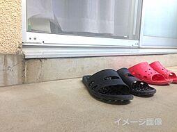 ガーデンライフ南福岡[403号室]の外観