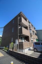 大阪府東大阪市荒川2丁目の賃貸マンションの外観
