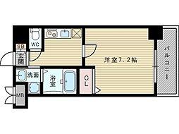 ASTIA新大阪III[9階]の間取り