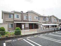 小田急江ノ島線 長後駅 バス22分 綾瀬車庫下車 徒歩2分の賃貸アパート