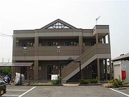 にんじんハウス[1階]の外観