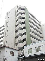 グランド・ガーラ新横浜North[11階]の外観