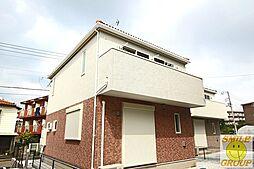 [一戸建] 千葉県船橋市西船2丁目 の賃貸【/】の外観