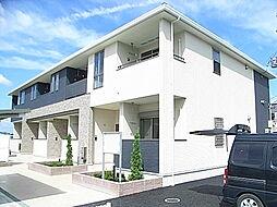 神奈川県横浜市瀬谷区竹村町の賃貸アパートの外観